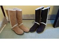Ladies Landsend Boots