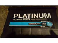 Platinum battery very good condition