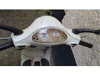VESPA 125cc 2001
