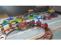 Happyland country train set and farm bundle with lots of extras in great condition fully working