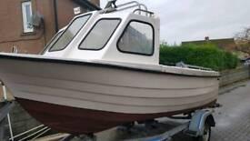 Fishing boat wanted