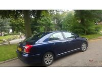 TOYOTA AVENSIS AUTOMATIC, 57 REG, 73K MILES, HPI CLEAR, 1 PREV OWNER, DELIVERY AVAILABLE,