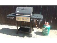 Patton Rumba 3 burner gas barbeque