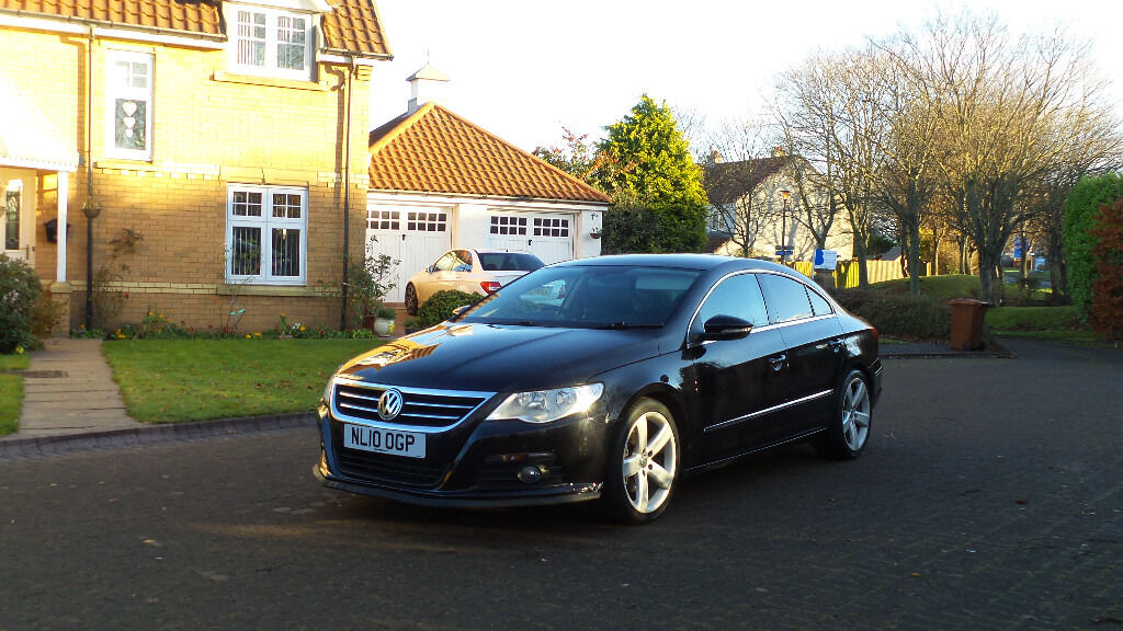 2010 VOLKSWAGEN PASSAT 2.0 CC GT TDI DSG 4d AUTO 138 BHP*PART EX WELCOME*FINANCE AVAILABLE*WARRAN