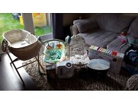 Unisex baby bundle all from a pet and smoke free home