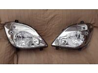 Mercedes Sprinter 2012 Headlamps
