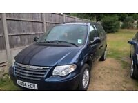 CHRYSLER VOYAGER LX AUTO 2004 ESTATE 2.8 DIESEL 76,000 MILES ! MOT EXPIRED £595 OVNO FOR QUICK SALE