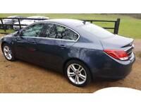 Insignia sri nav turbo low mileage 6 speed mot cheap car Kent