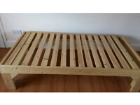 Single Bed £20