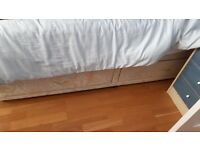 Single Bed Duvan including matress