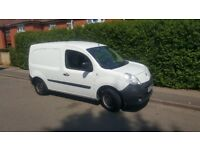 Renault kangoo great condition! Racking included