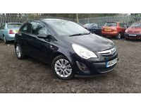 Vauxhall Corsa 1.3 CDTi ecoFLEX 16v Active 3dr (a/c), GENUINE LOW MILEAGE HPI CLEAR, DIESEL, LOW TAX
