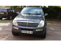 Ssangyong Rexton for sale 2006, 2,7 mercedes engine ,7 seater
