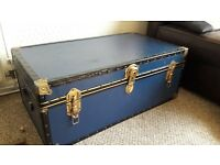 Travel Trunk/Coffee Table