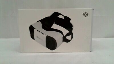 VR Headset, Black Virtual Reality, Headset VR Glasses for 3D Video Movies Games