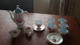 Vintage Royal Albert Bone China Charmaine Tea/Coffee set