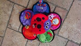 Lamaze spin and explore