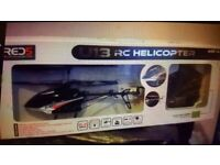 Remote Controlled Helicopter. very good cheap. collect today cheap. ideal Christmas Present.