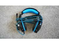 Kotion each light up headset for PlayStation 4