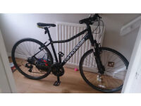 Cannondale Althea 3 2013 Women's Hybrid Bike Size L
