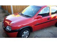 Vauxhall Corsa Full MOT