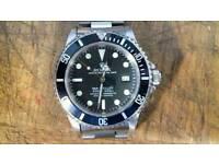 Genuine Rolex sea dweller