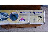 Awning Storm straps & heavy duty pegs