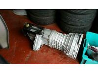 Cosworth 4x4 mt75 gearbox