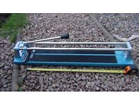 Manual tile cutters different sizes
