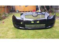 Toyota Yaris 57 reg Car bumper For Sale £30