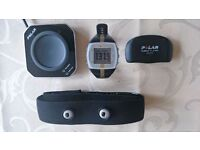 Polar FT7 heart rate monitor and more!