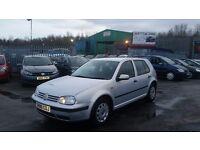 1998 (S reg) Volkswagen Golf 1.6 S 5dr Hatchback FOR £495 SOLD WITH 12 MONTHS MOT