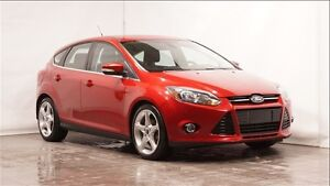 2012 Ford Focus TITANIUM*18 POUCES AVEC SUSPENSION SPORT*TOIT OU