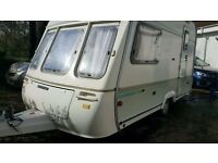 2 BERTH CARAVAN - SWIFT VGC + free extras, ready to go