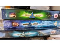 Seaquest DSV Series 1, 2 and 3 on DVD