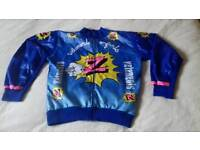 Team Z Long Sleeved Winter Cycling Top.