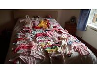 Baby girl clothes bundle (0-6 months). Excellent condition including John Lewis, Jojo, Next and M&S