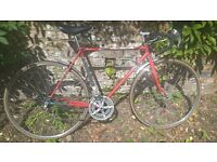 Classic 10 Speed Road Bike in Perfect Working Order (Frame SIze 53)