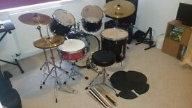 Session Pro Drum Kit - £100