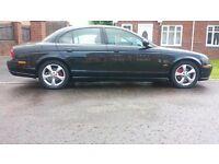 2002/52 Jaguar S Type Sport auto 3L