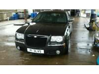 Chrysler 57 plate 3liter disel low miles