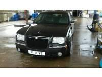 Chrysler 57 plate 3liter disel low miles