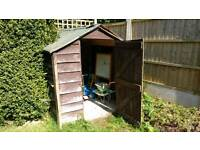 Old shed - FREE to anyone who can dismantle