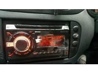 Sony double din bluetooth&Aux radio!