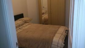 Small double bed with Mattress (New)