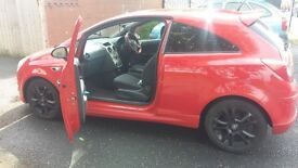 Vauxhall corsa 1.2 only 65.000 miles !!! ..full kit