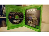 Xbox one call of duty ww11