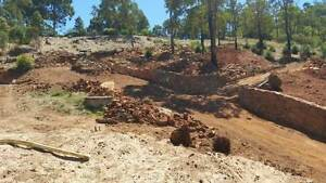 Rocks for garden rockery or rock walling Mount Nasura Armadale Area Preview