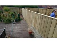 Brierley's (20% OFF THIS WEEK REPAIRS) fencing and paving services