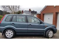 Ford fusion 12months mot service history cheap on fuel tax cd tidy towbar big boot £625ono